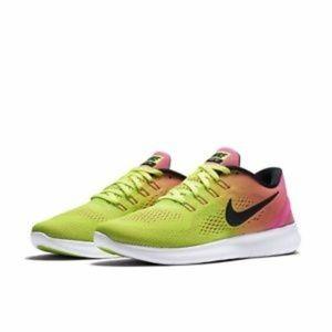 NEW NWT Nike Free RN Unlimited Rio Shoe